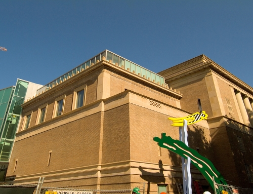 Portland Art Museum Masonic Temple Renovation